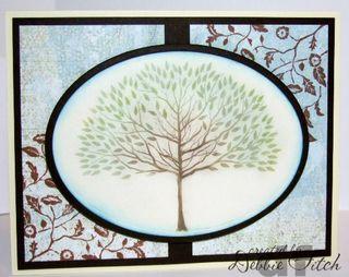 Eyeshadow Tree