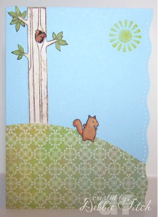 Squirrelintree