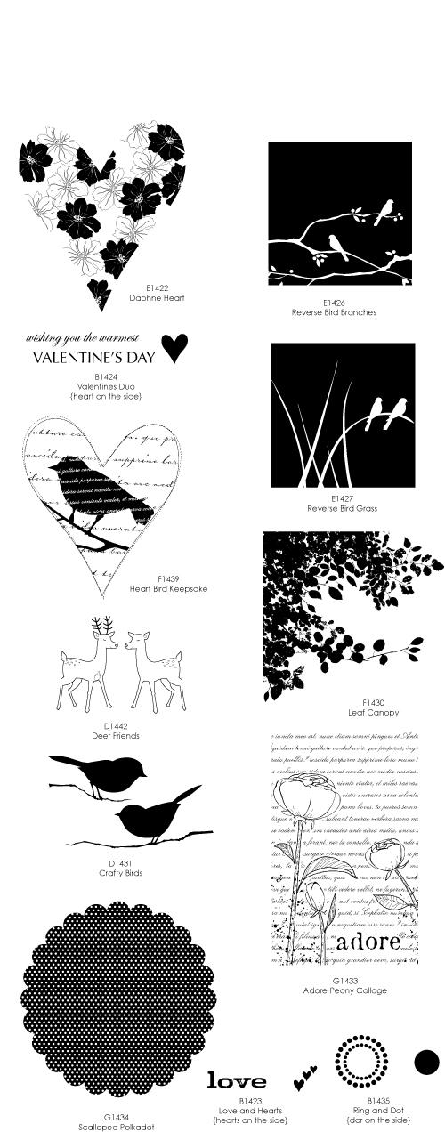 Davebrethauer Valentine Delights Collection