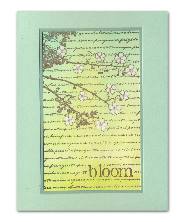 Bloom-card