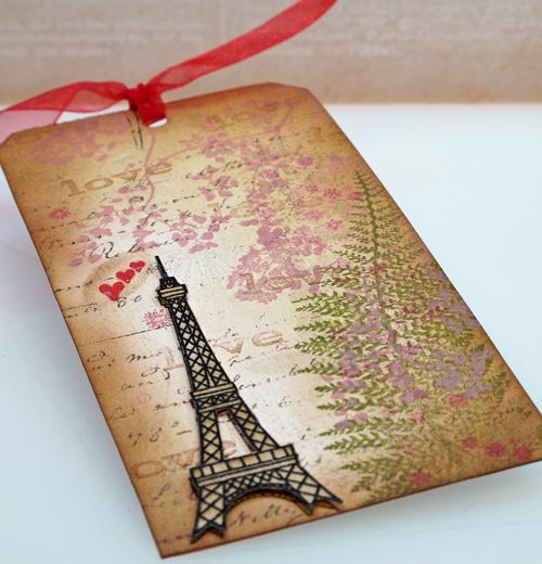 davebrethauer: Eiffel Tower Tag