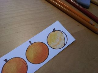 2_Yellowed Orange Pencil