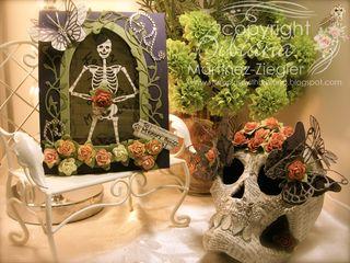 DOTD altar