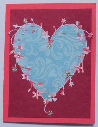 Bingham Heart card