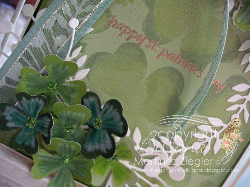 Trefle detail