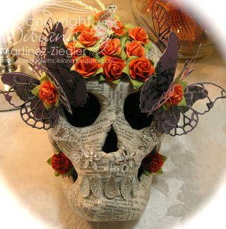 DOTD skull