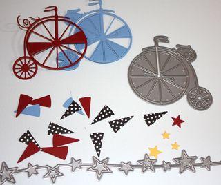 Vintage Bicycle Parts