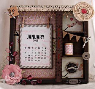 CalendarTrayA