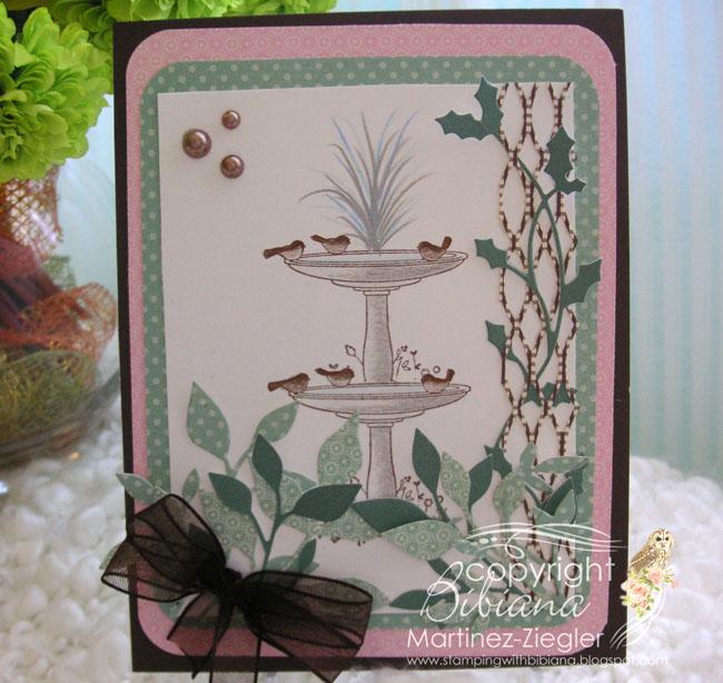 Fountain trellis last