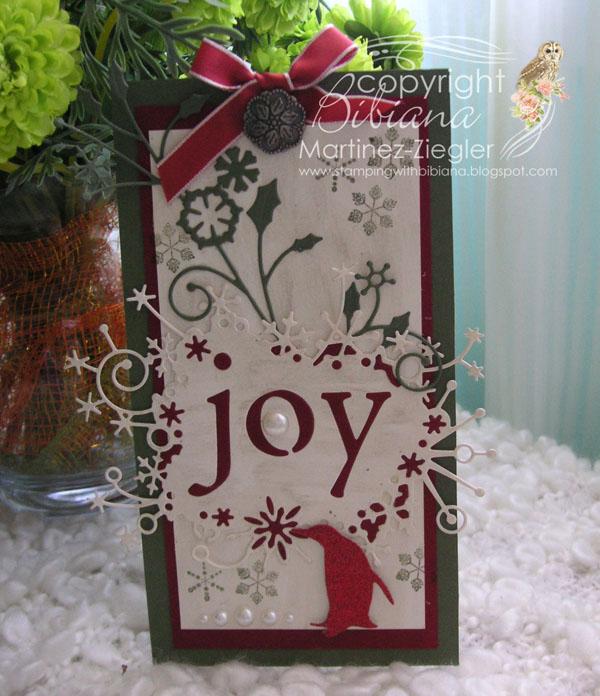Joy tag front