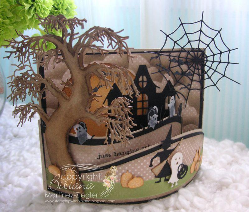 Bendi halloween front