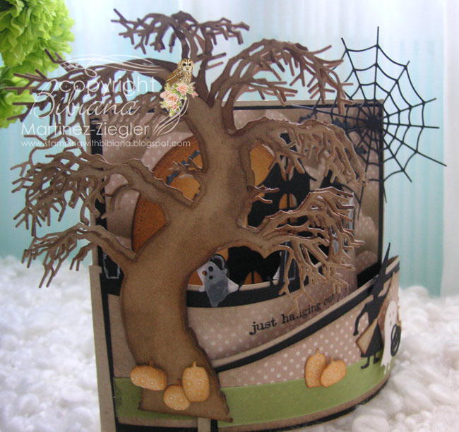 Bendi halloween tree