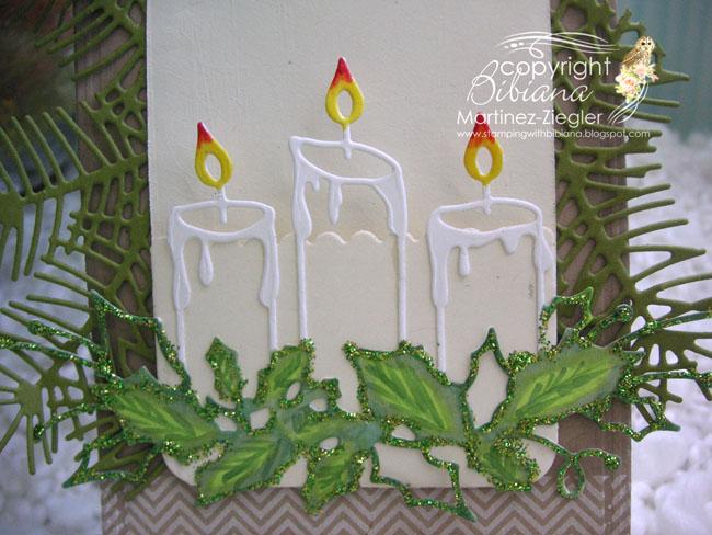 Gift cert candles