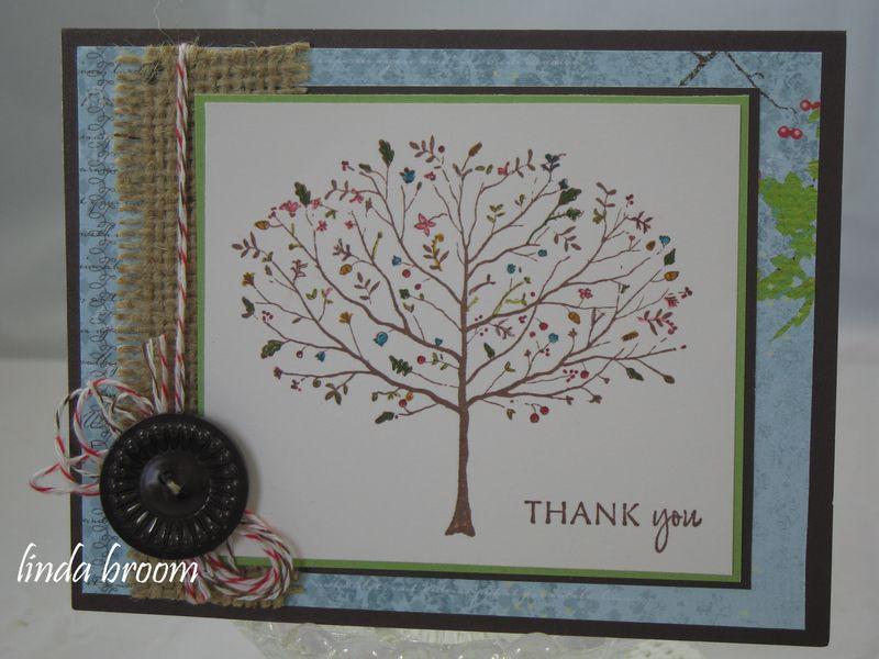 Woodland Treeblog
