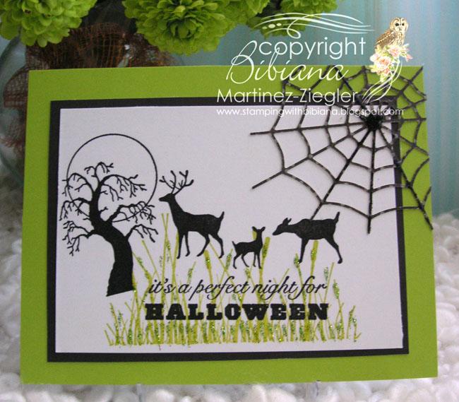 Trio halloween 2013 deer