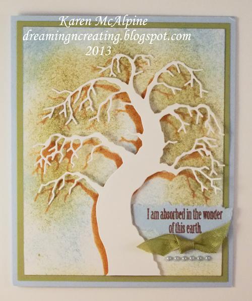 Winner french tree die by karen 2