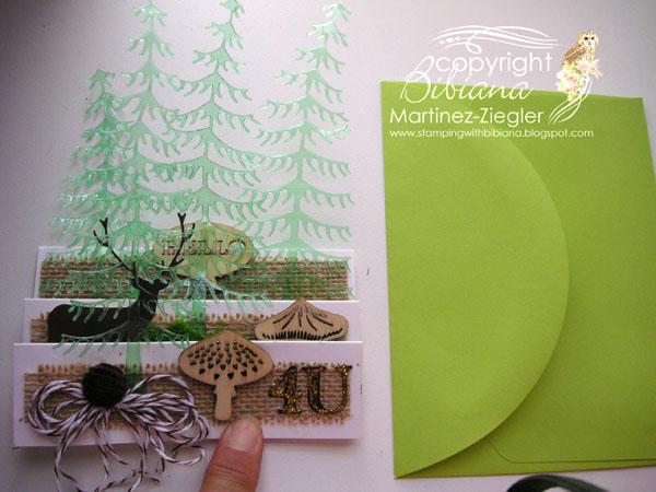Recicle trees flat