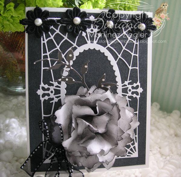Gothic halloween front