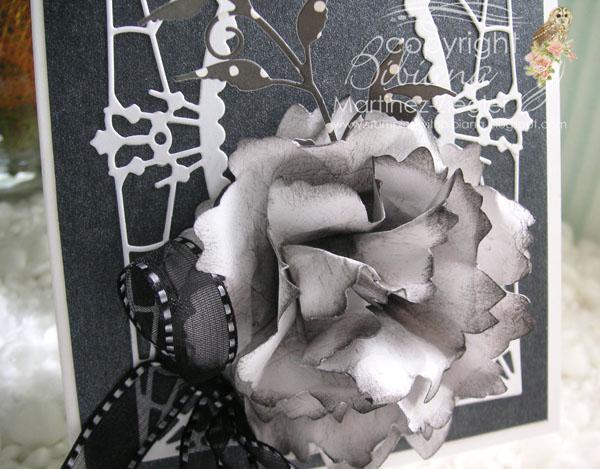 Gothic halloween detail