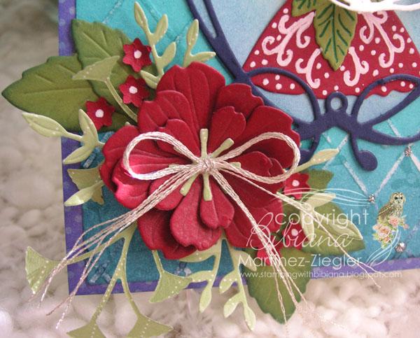 DOD catrina flower