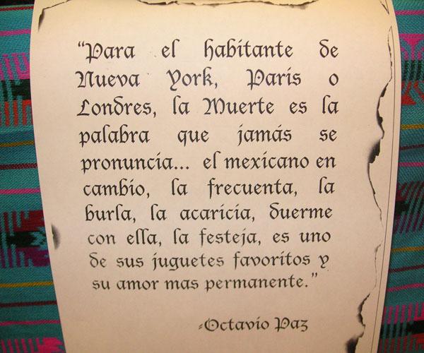DOD catrina poem