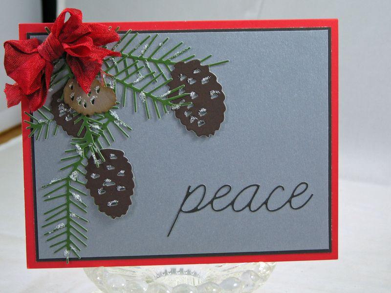 Pinecone Peace