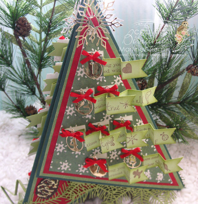 Tee pee advent messages reavealed