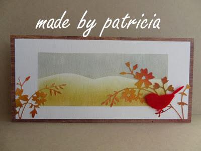 Patricia S card win