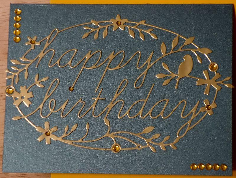Happy Birthday Tidings! - Outside The Box