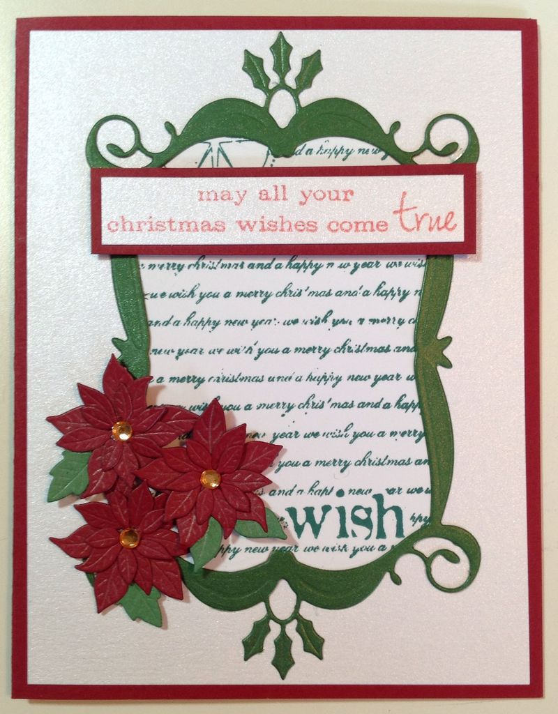 christmas wishes outside the box