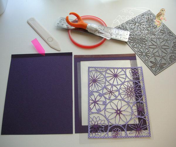 Bckgd acetate fold