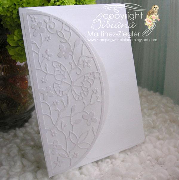 Enveloppe white