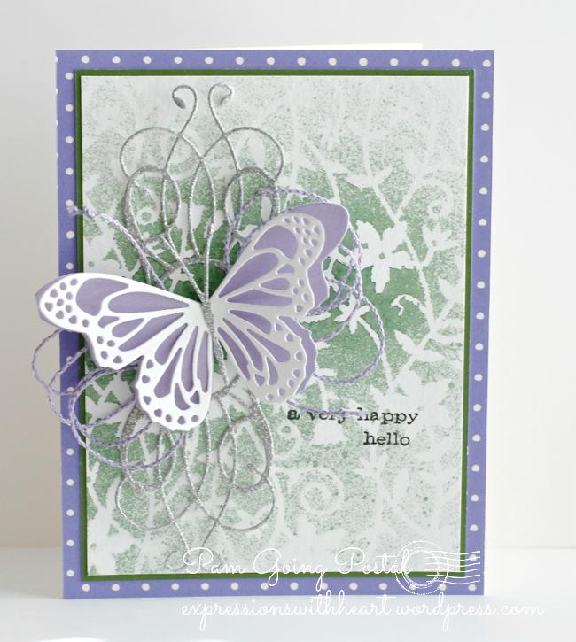Lunette Butterfly