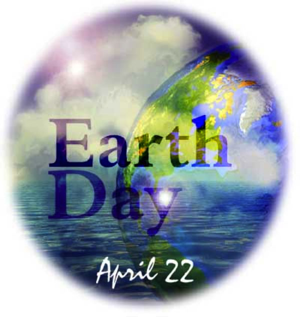 Earth day logo copy
