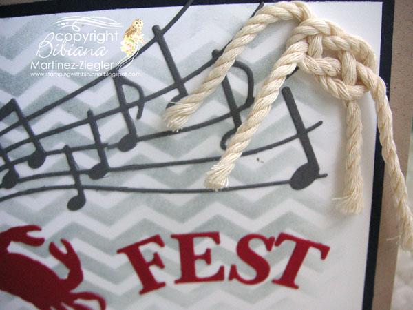 Crab fest knot