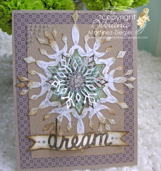 Snowflake limoges front