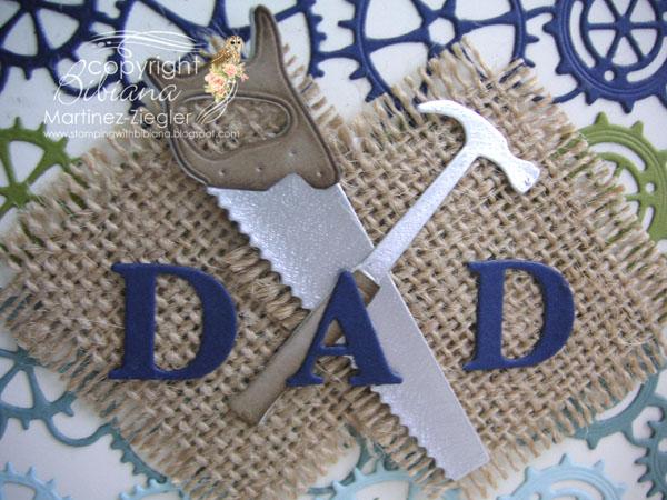 Dad detail