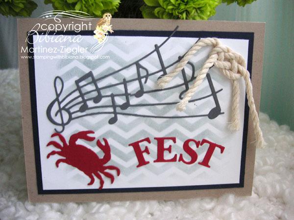 Crab fest front
