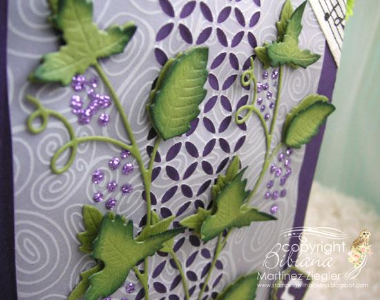 Grape detail
