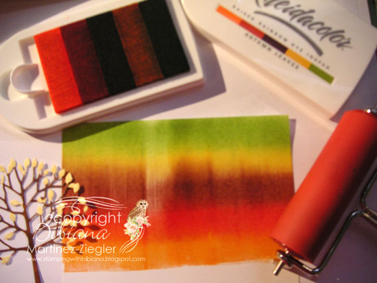 Fall kaleidacolor merci supplies 1