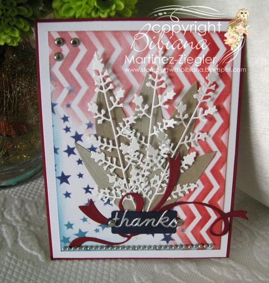 Bouquet for veterans front