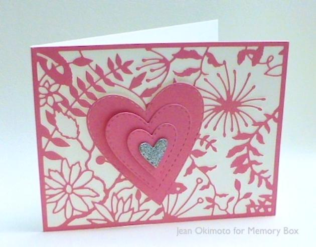 MemoryBox-TanglewoodFrame-MemoryBoxOpenStudioStitchedHeartLayers-Valentines-JeanOkimoto