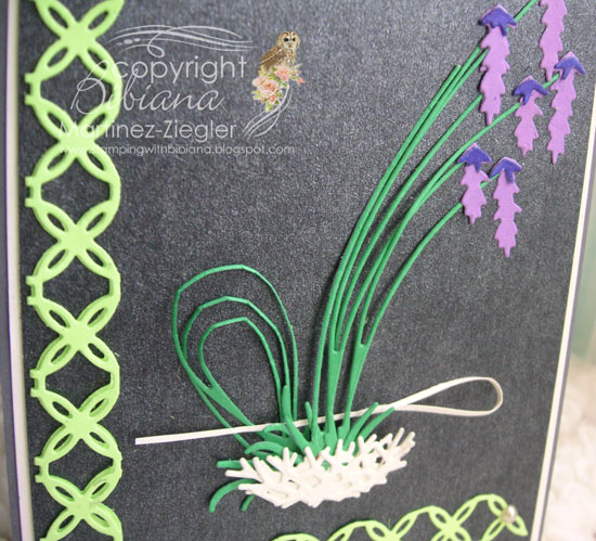 Ikebana detail