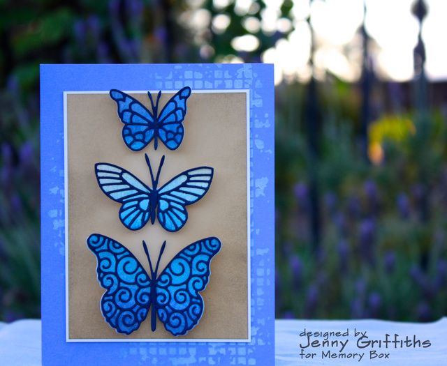 Butterfly Card- Hers