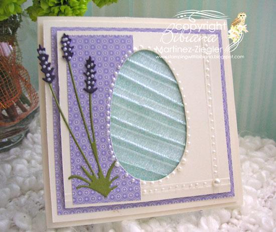 Long Stem Lavender