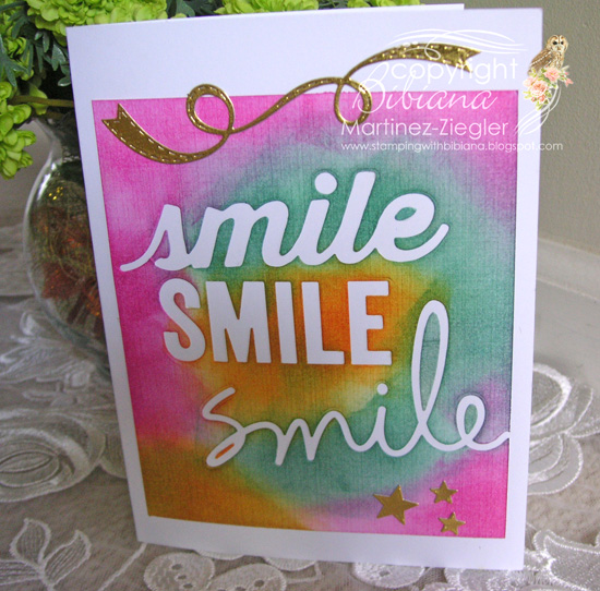 Smile front 1