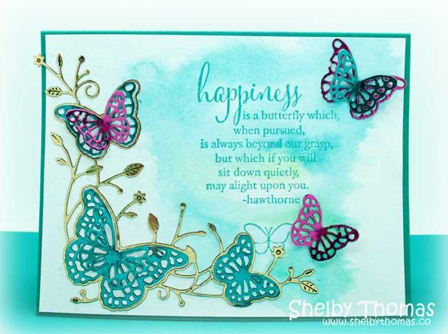 Foilbutterflies
