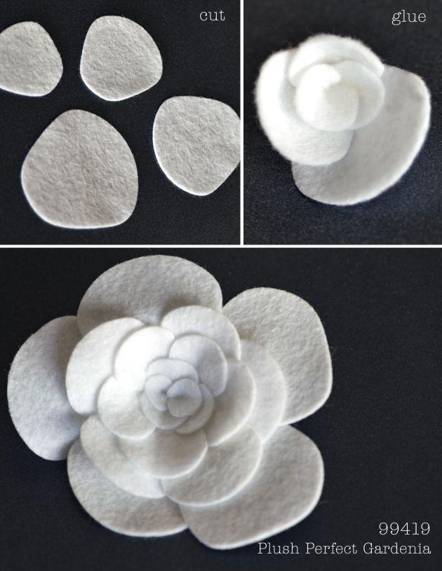 Plush Perfect Gardenia