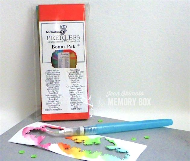 MemoryBoxSilverSpringsButterfly-MemoryBoxFairylandButterflies-JeanOkimoto-PeerlessWatercolors