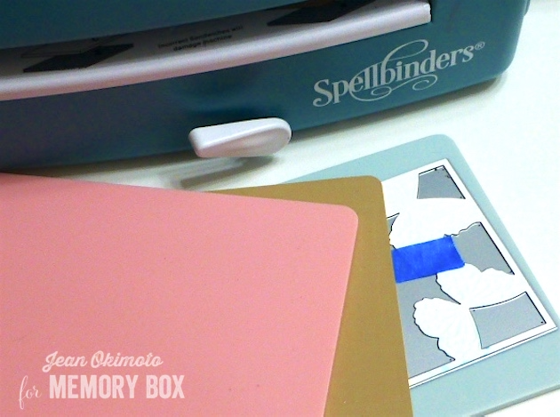 MemoryBoxHoveringButterflyFrame-MemoryBoxFairylandButterflies-JeanOkimoto-PeerlessWatercolors-GrandCalibur